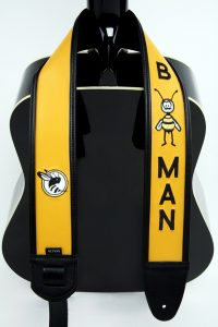 B Man Custom Guitar Strap