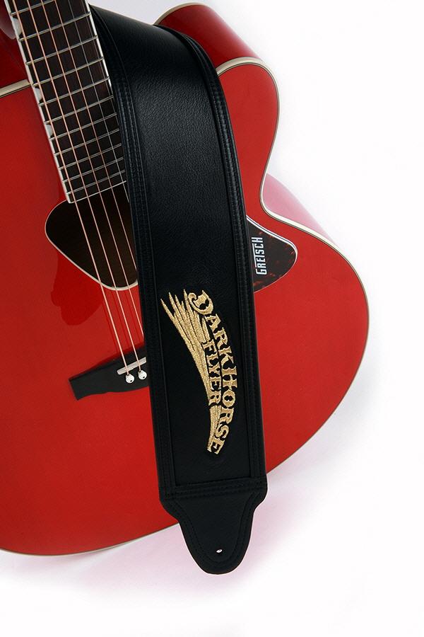 Dark Horse Flyer Custom Guitar Strap