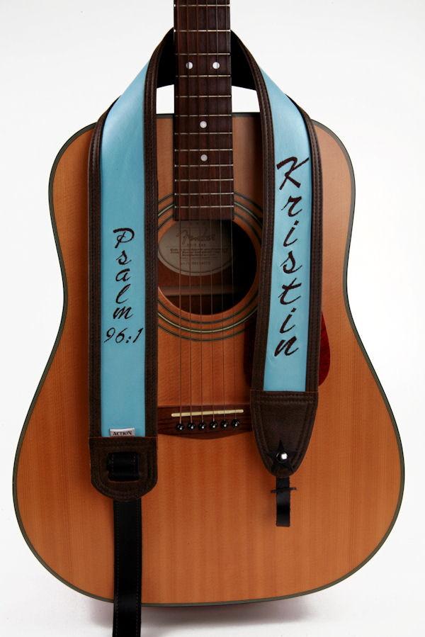 Kristin Custom Guitar Strap