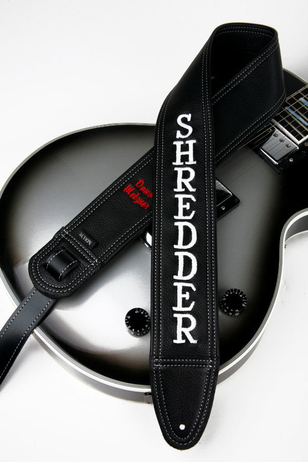 Shredder Custom Guitar Strap