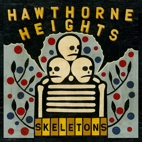 Hawthorne Heights Album Cover Art