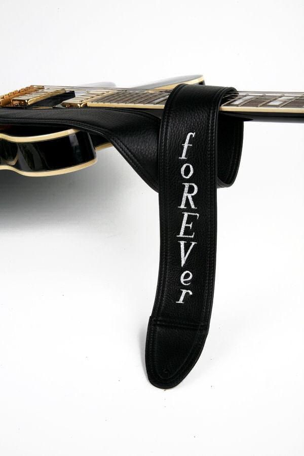 foREVer Custom Guitar Strap